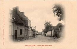 Hallencourt - Ohne Zuordnung