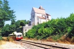 Prégilbert (89) 19/07/2003 Autorail X4039 - Trains
