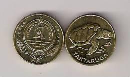 Cape Verde 1 Escudo 1994. UNC - Cap Vert