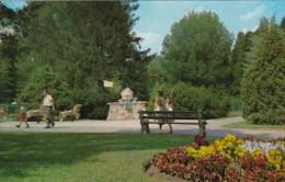 Canada Humpty Dumpty Stroybook Gardens London Ontario