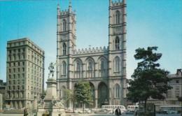 Canada Notre-Dame Church Quebec
