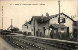 29 - LA FOREST-LANDERNEAU - Gare - France