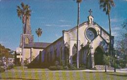 Trinity Episcopal Church Saint Augustine Florida 1959