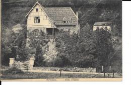 Aywaille - Villa Pierre - Ph: Wébér. H. - Plisieurs Pliures (voir 2 Scans) - Aywaille