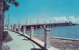Bridge Of Lions Saint Augustine Florida