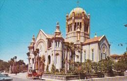Flagler Memorial Church Saint Augustine Florida