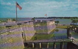 Castillo De San Marcos National Monument Saint Augustine Florida
