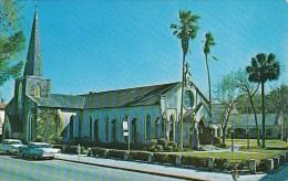 Trinity Episcopal Church Saint Augustine Florida