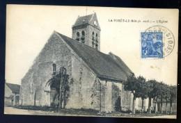 Cpa Du 91  La Forêt Le Roi L' église    LIOB5 - France