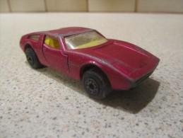 Matchbox, Superfast, Maserati Bora N°32, 1972 (AS97) - Matchbox (Lesney)