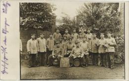 59 / Lille / 1914-18 / Carte Photo / Mooie Feldpoststempels - Lille