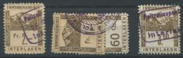 1043 - INTERLAKEN Fiskalmarken - Fiscaux