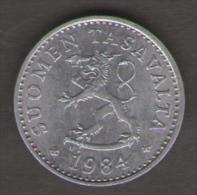 FINLANDIA 10 PENNIA 1984 - Finlandia