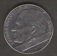 VATICANO 100 LIRE 1985 - Vaticano
