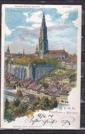 SUISSE BERN Berne PLATTFORM U MUNSTER - BE Berne