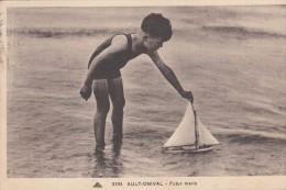 Cp , 78 , AULT-ONIVAL , Futur Marin - Ault