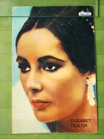 KOV 17-1 - Elizabeth Taylor, PRINTED IN YUGOSLAVIA - Other Famous People