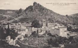 CPA - St Guilhem Le Désert - Environs De St Jean De Fos - Frankreich