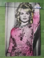 KOV 17-1 - Brigitte Bardot, PRINTED IN YUGOSLAVIA - Célébrités