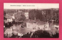 24 DORDOGNE BOURDEILLE, Moulin à Eau Sur La Dronne - Altri Comuni