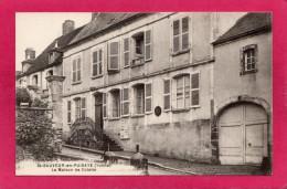 89 YONNE ST-SAUVEUR-en-PUISAYE, La Maison De Colette,  (Bergery) - Saint Sauveur En Puisaye