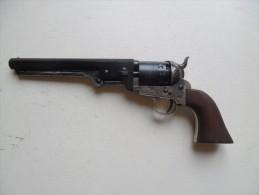 REVOLVER NAVY 1851 - Militaria