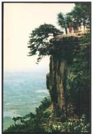 Cina/China/Chine: Intero, Stationery, Entier, Roccia, Rock, Roche, 2 Scan - Géologie