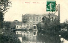 N°48680 -cpa Romilly Sur Seine -le Moulin- - Romilly-sur-Seine