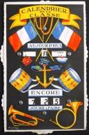 C.P.S.M. - CALENDRIER De La CLASSE à SYSTEMES N° 54802 - Signée : R.STAB - En Bon état - - Mechanical