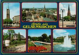 GRUSS  AUS  GELSENKIRCHEN   (VIAGGIATA) - Gelsenkirchen