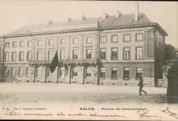 Cpa  Précurseur  De 1904   BELGIQUE   ARLON.  Palais Du Gouverneur. - België