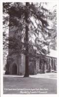 Saint James Episcopal Church Hyde Park New York Real Photo