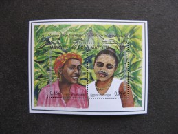 Mayotte: TB BF N°3, Neuf XX . - Blocs-feuillets