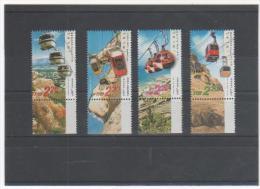 ISRAEL  2002 N° 1617 à 1620 NEUF** MNH - Israel