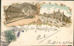 Frankfurt (gare)... - Non Classificati