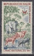 Niger 1960 NºA1 Nuevo - Níger (1960-...)