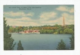 G-I-E , Cp , ETATS UNIS , Scenic View , St MARY Of The Lake Seminary , MUNDELEIN , ILLINOIS , Vierge - Etats-Unis