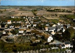03 - VILLENEUVE-SUR-ALLIER - Vue Aérienne - France
