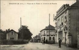 49 - SEICHES - Poste - Seiches Sur Le Loir