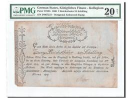 Etats Allemands, 2 Reichsthaler 24 Schilling, 1808, KM:S753b, PMG VF20 - [ 1] …-1871 : Etats Allemands