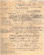 VP3584 -  Tabac - Lot De Documents Divers - Documents