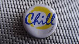 Chill Beer - From Carribean!!! Beer Capsule, Kronkorken, Cápsula De La Cerveza!!! - Cerveza