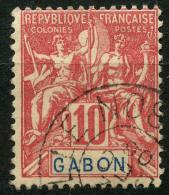 Gabon (1904) N 20 (o) - Oblitérés