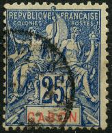 Gabon (1904) N 23 (o) - Oblitérés