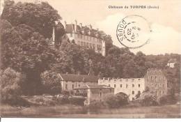 Château De TORPES ( Doubs ) - 25 - - Autres Communes