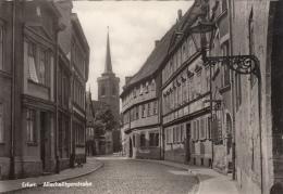 GERMANY - Erfurt - Allerheiligenstrasse - Erfurt