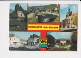 10  Villenauxe La Grande Multi Vue 5 Vues - Autres Communes