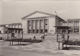GERMANY - Eisenhüttenstadt - Leninallee - Friedrich Wolf Theater - Eisenhuettenstadt