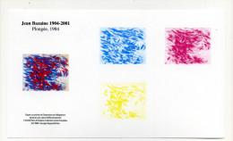 Philaposte Jean Bazaine - Documents De La Poste