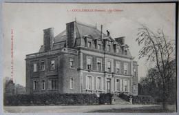 COULLEMELLE (SOMME), Le Château - France